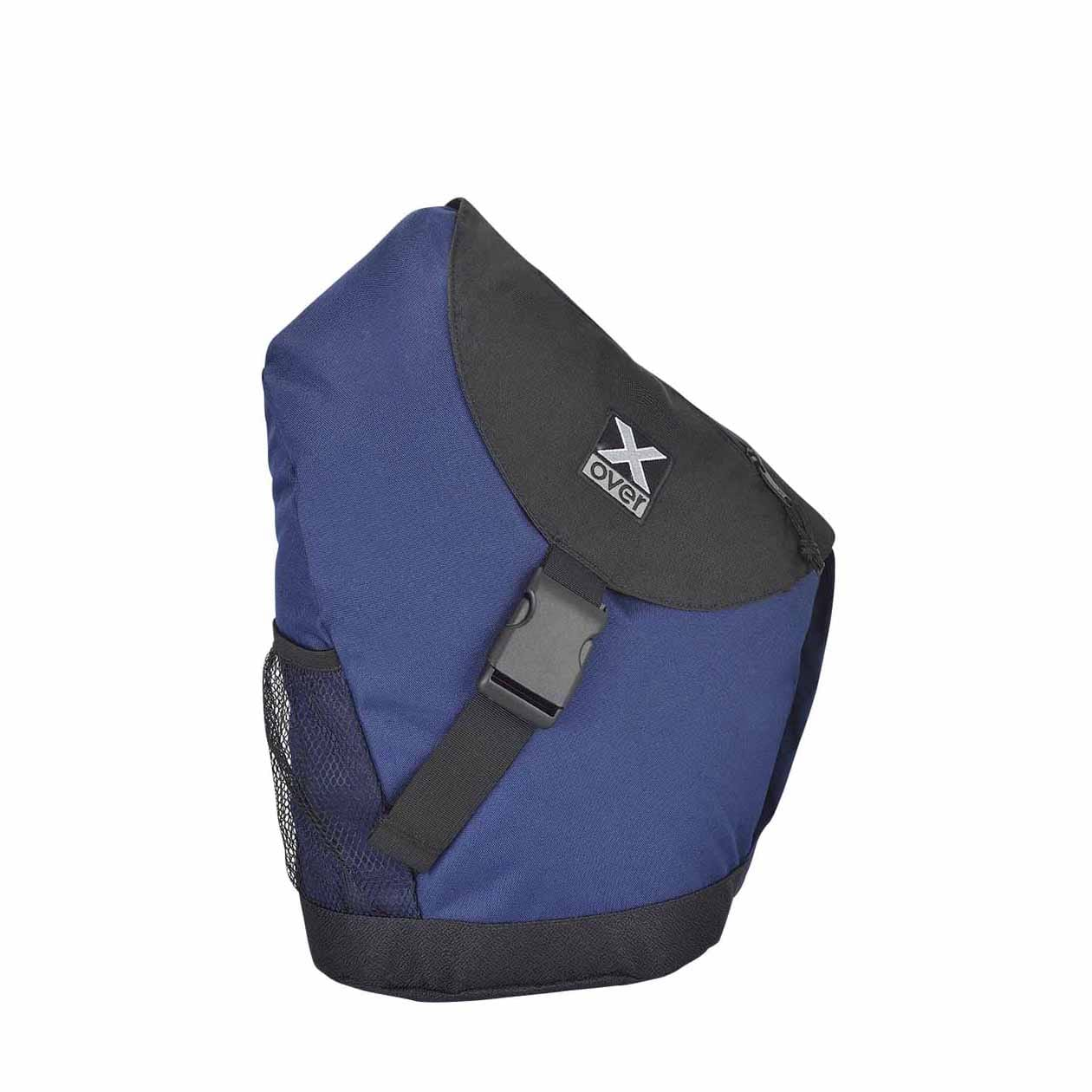 x-over schuine rugzak original amsterdam navy medium