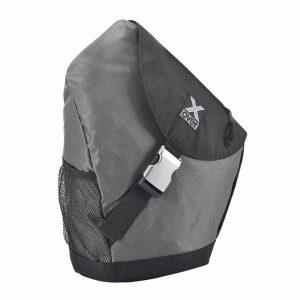 X-Over schuine rugzak original barcelona Dark grey Large