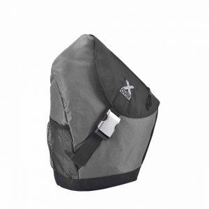 X-Over schuine rugzak original barcelona dark grey Medium