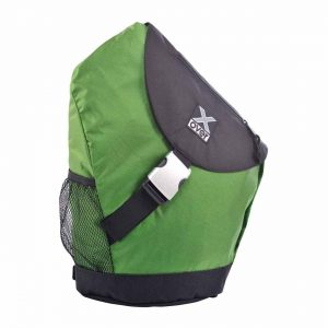 X-Over schuine rugzak original barcelona green Large