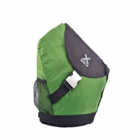 X-Over schuine rugzak original barcelona green medium