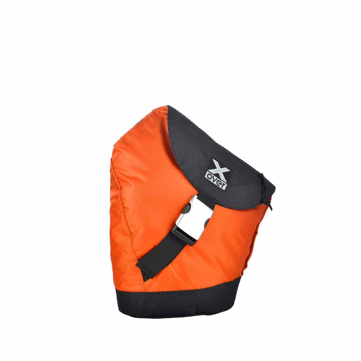 X-Over schuine rugzak original barcelona orange small