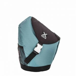 x-over schuine rugzak original frankfurt dove blue medium