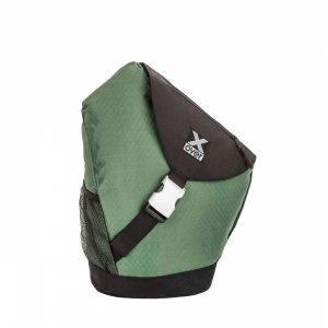x-over schuine rugzak original frankfurt fir green medium