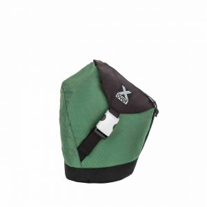 x-over schuine rugzak original frankfurt fir green small