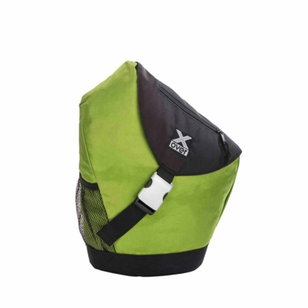 x-over schuine rugzak original jamaica lime Medium
