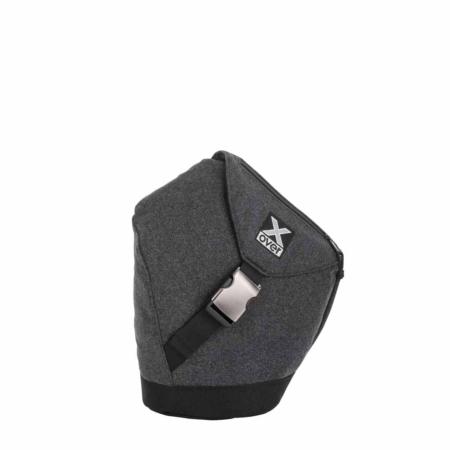 x-over schuine rugzak original loden hahnenkamn small