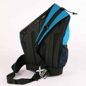 X-Over schuine rugzak, sporstline summersports backside
