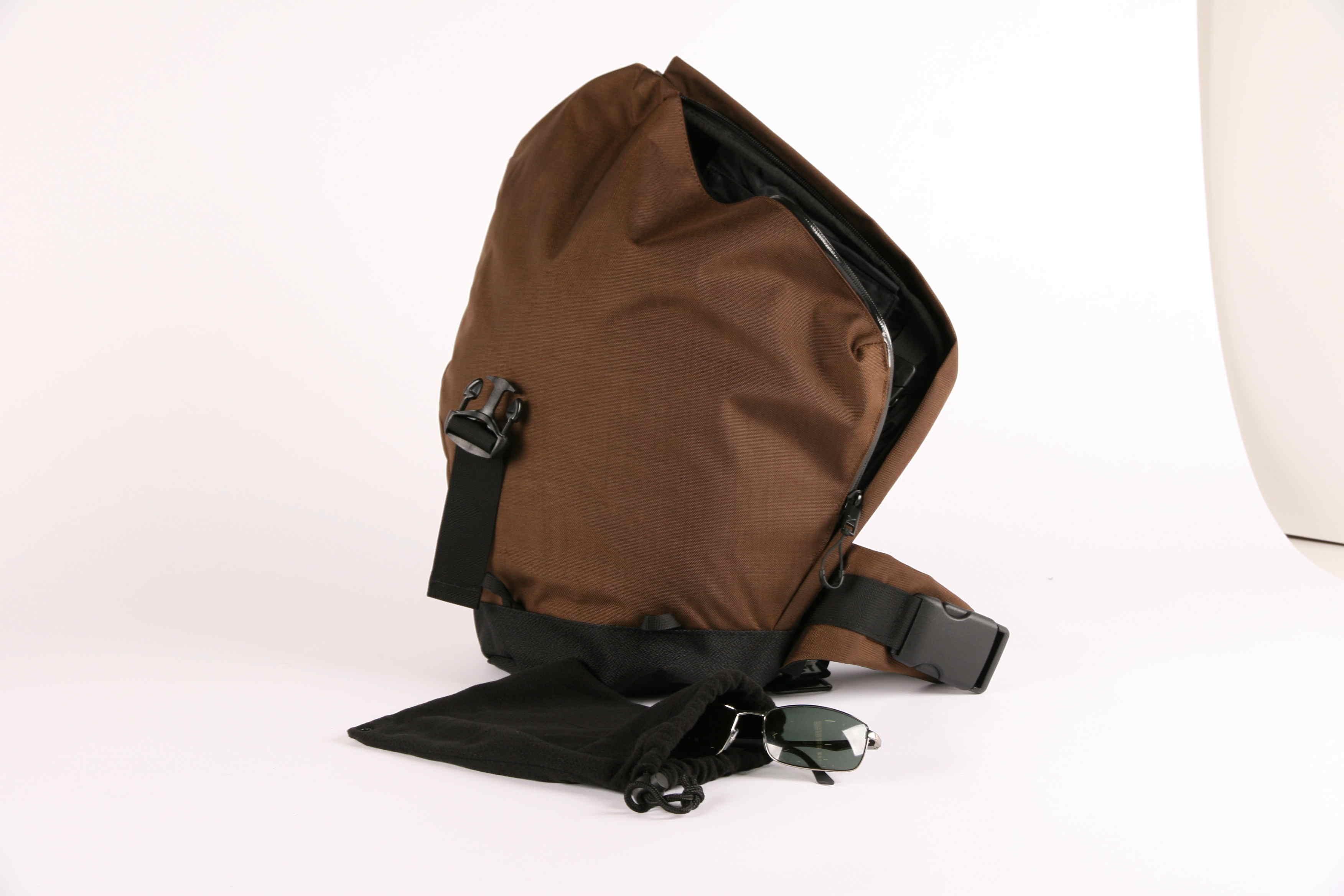 X-Over schuine rugzak sportsline wintersporst hoesje en tas